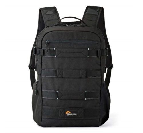 3.Lowepro ViewPoint BP250 - A Multi-Purpose Backpack for DJI Mavic Pro Mavic Pro Platinum, DJI Spark, 360 Fly or GoPro Action Cameras