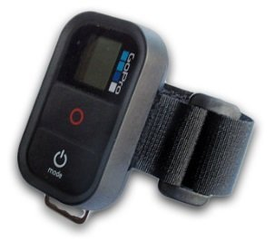 3.The Accessory Pro WiFi Remote Wrist Strap Band Strap Compatible with GoPro remotes