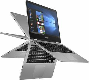 4. ASUS Vivobook Flip 14 Thin and Light 2-in-1 Laptop