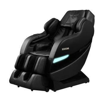 #4. Top Performance Superior Kahuna Massage Chair Recliner with SL-Track 6 Rollers (Black)