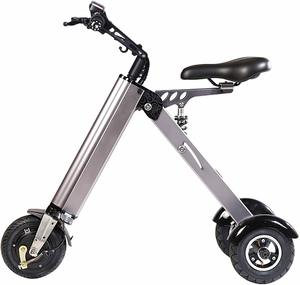 5. TopMate ES31 Electric Scooter Foldable Tricycle