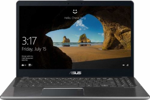 6. ASUS - 2-in-1 15.6 Touch-Screen Laptop
