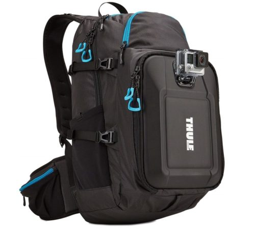 6.Thule TLGB-101 Legend Backpack for GoPro (Black)