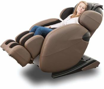 #6.Zero Gravity Kahuna Full-Body Massage Chair Recliner with heating and Yoga