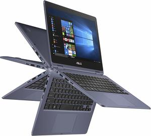 7. ASUS VivoBook Flip Thin and Light 2-in-1 Laptop