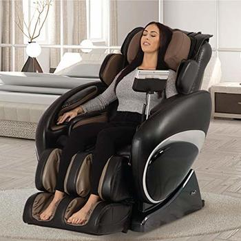 #7. Osaki OS-4000 Zero Gravity Executive Massage Chair