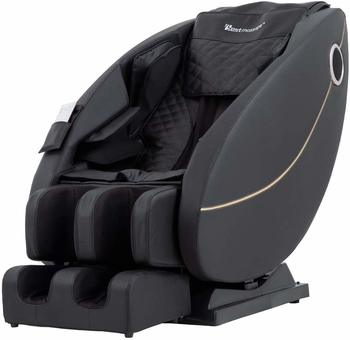 #8. BestMassage Zero Gravity Shiatsu Electric Massage Chair Recliner