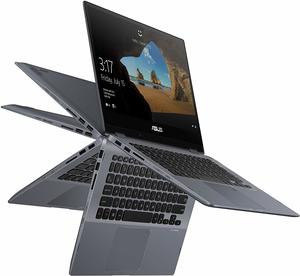 9. ASUS VivoBook 14G�� Thin and Lightweight 2-in-1 Laptop