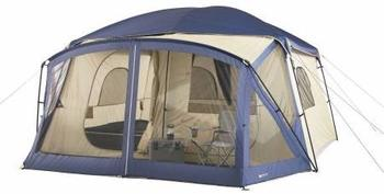9. Ozark Trail 12-Person Cabin Tent