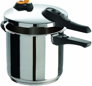 #9. T-fal P25144 Stainless Steel 8.5 Quart