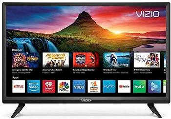 9. Vizio D-Series 24 HD (720P) Smart LED TV