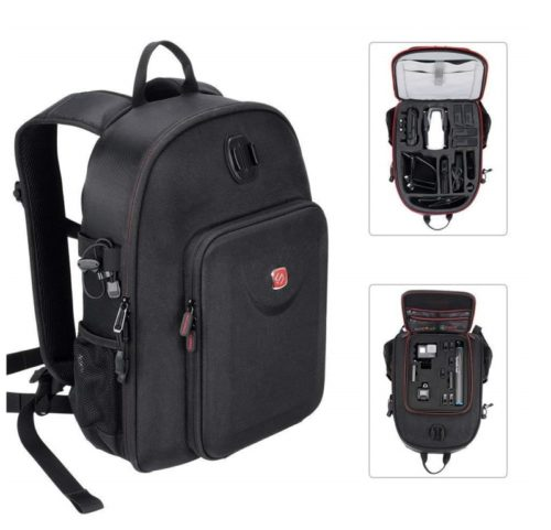 9.Smatree Travel Backpack for DJI Mavic Air GoPro Hero 2018