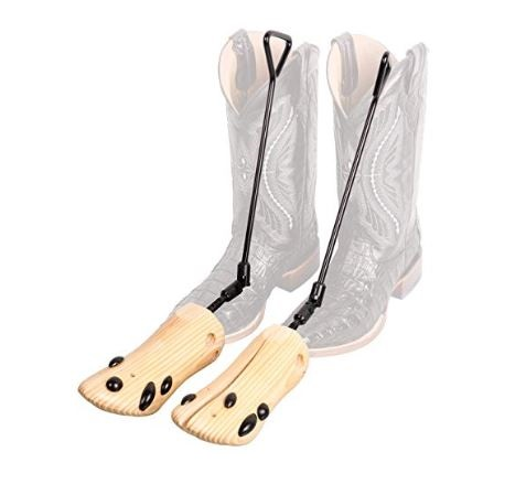 9.Women's Wooden Boot Stretcher
