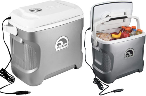 Igloo Iceless Thermoelectric Cooler for Car