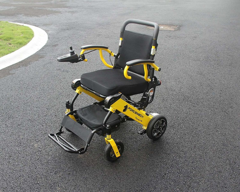 Forcemech Voyager R2 Wheelchair