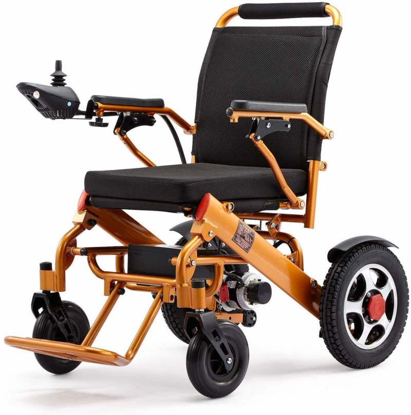 Lifestyle E-7 Compact Mobility Aid Wheel Chair
