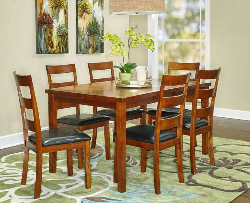Powell Furniture Linville Dining Set