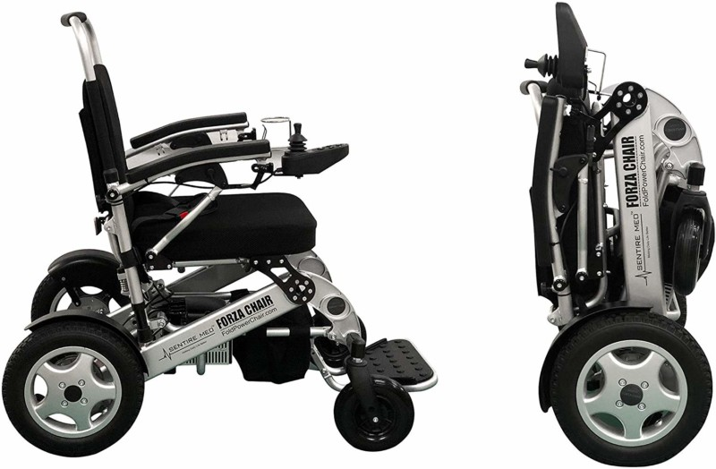 Sentire Med Forza FCX WheelChair