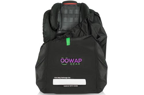 Car Seat Bags for Air Travel by Oowap