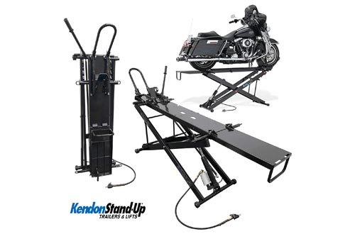 1. Kendon Folding Motorcycle Table