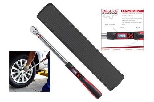 2. Olsa Tools Digital Torque Wrench