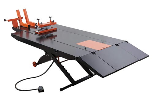 4. APlusLift Motorcycle Lift Tables
