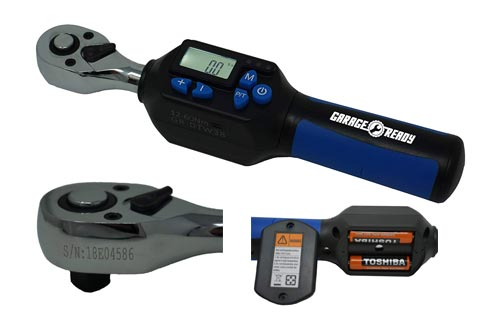 5. Garage Ready Digital Torque Wrench