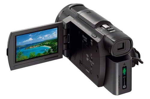 5. Sony 4K Video Recording Camcorder
