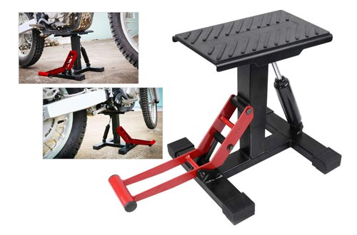 6. YITAMOTOR Motorcycle Lift Stand