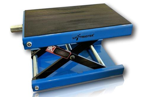 7. Liftmaster Motorcycle Center Scissor Lift