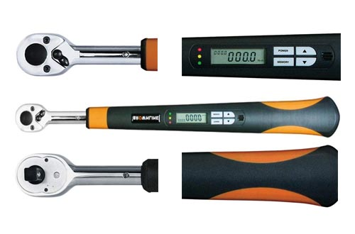8. Brown Line Metal Works Digital Torque Wrench
