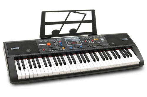 8. Plixio Digital Electric Piano Keyboard