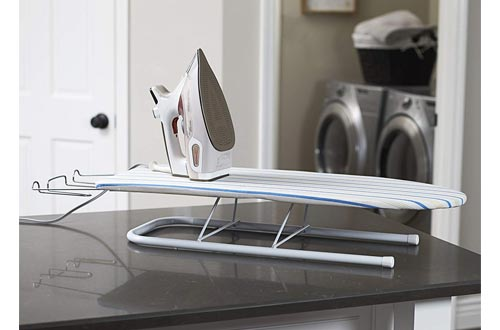 8. Whitney Designs Table Top Ironing Board
