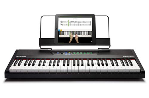 9. Alesis Recital Digital Pianos