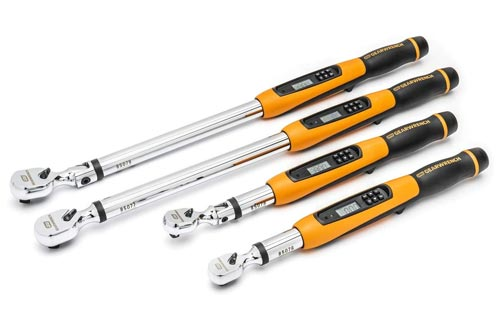 9. GEARWRENCH Electronic Torque Wrench