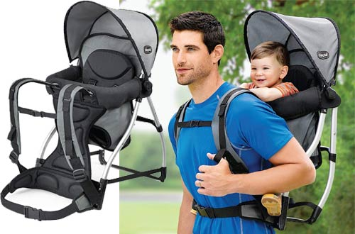 Chicco SmartSupport Hiking Baby Backpack Carriers