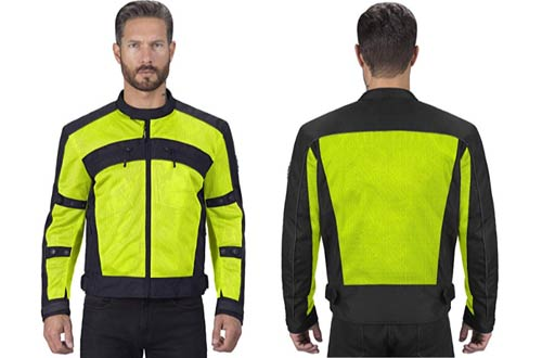Mesh Motorcycle Jackets
