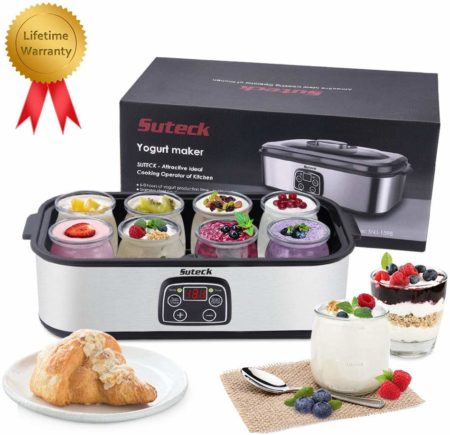 Yogurt Maker Automatic Digital Yoghurt Maker