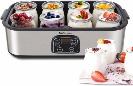 Yogurt Maker - MVPower Automatic Digital Yogurt Machine