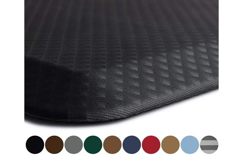 10. Kangaroo Mat Kitchen Rug - Anti Fatigue Comfort Flooring - Ergonomic Floor Pad for Office Stand Up Desk