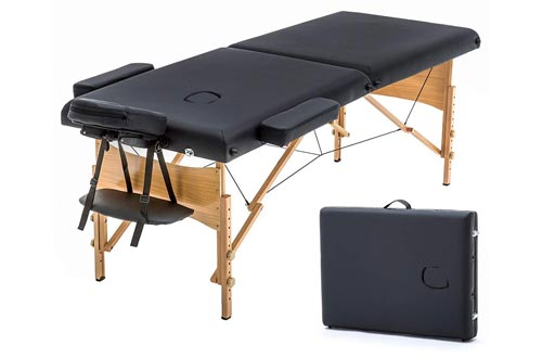 10. Portable Massage Table by BestMassage