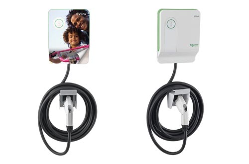 2. Schneider Electric Vehicle Charging Station - EV230WS EVlink 30-Amp