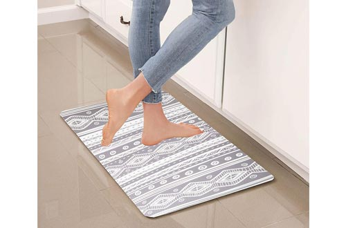 2. Simple Being Anti Fatigue Floor Mat - Comfort Heavy Duty Standing Mats