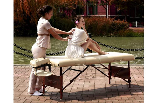 3. Master Massage Portable Massage Table