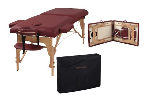 4. Heaven Massage Portable Massage Table