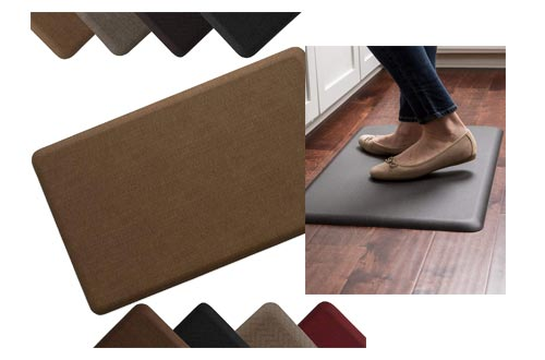 4. NewLife by GelPro Anti-Fatigue Floor Mat - ergo-foam core for health and wellness