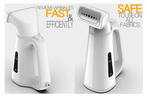 4. PERFECTDAY Portable Garment Steamers