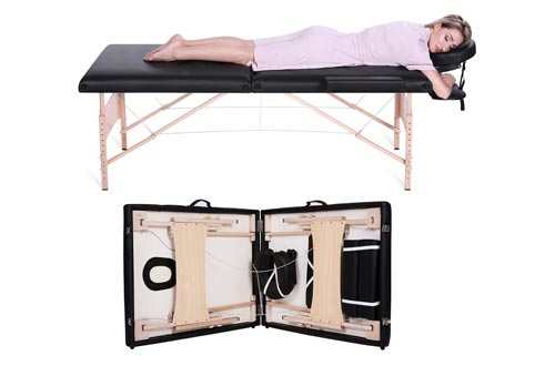 5. MaxKare Folding Massage Table