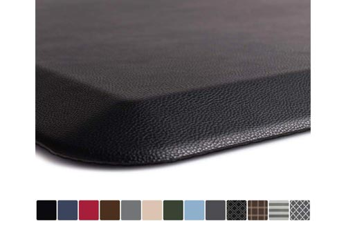 7. GORILLA GRIP Mat - Extra Support and Thick - Kitchen and Office Standing Desk