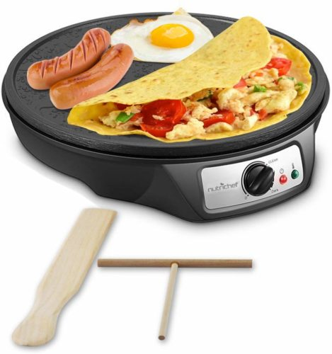 Nonstick 12-Inch Electric